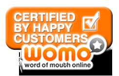 womo happy customer