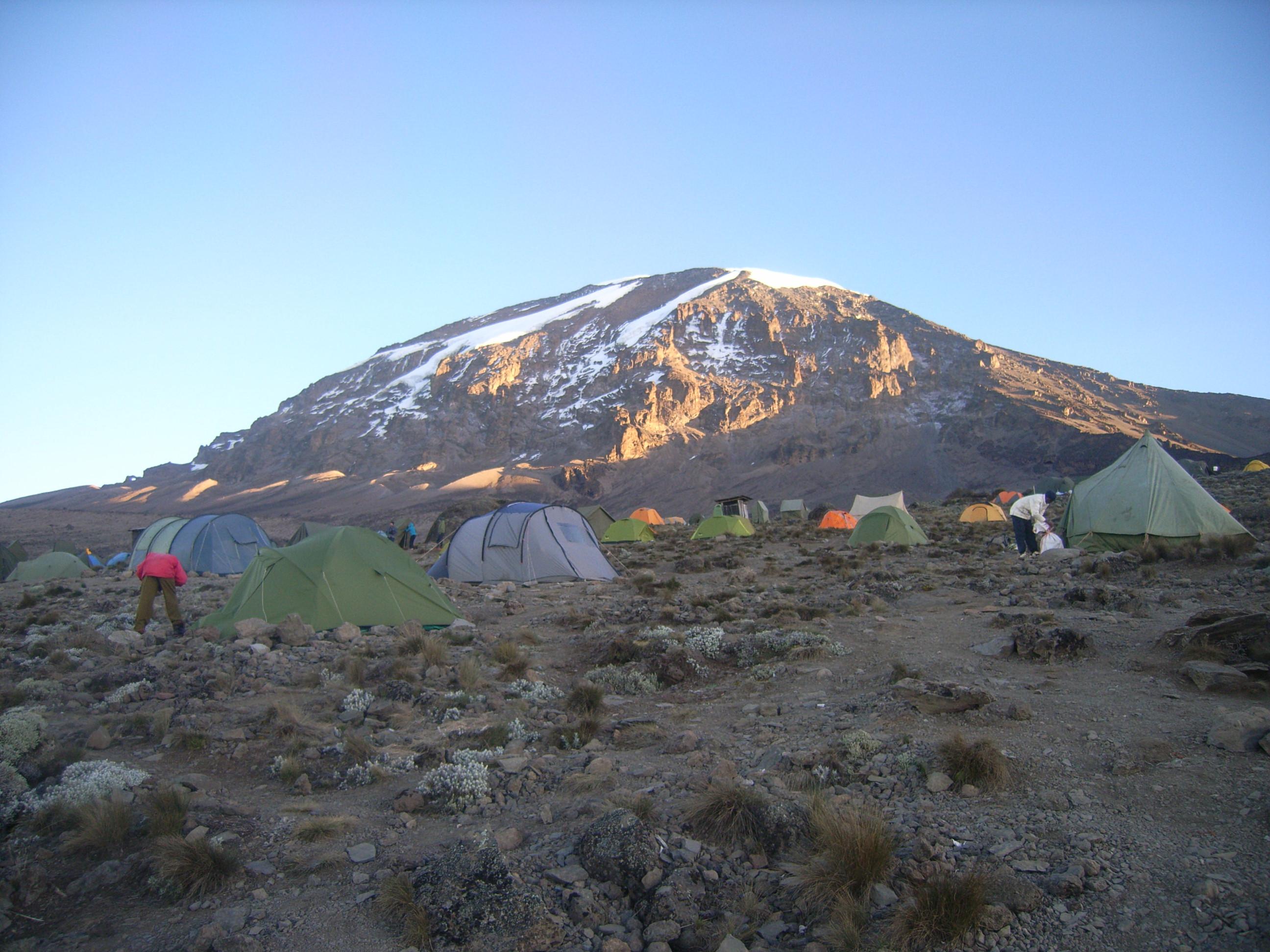 Karanga-Camp